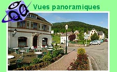 Vues panoramiques